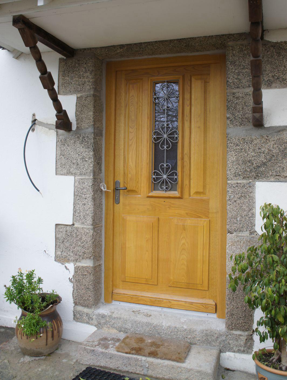 BALDIT porte entrée rouault chataignier (2)